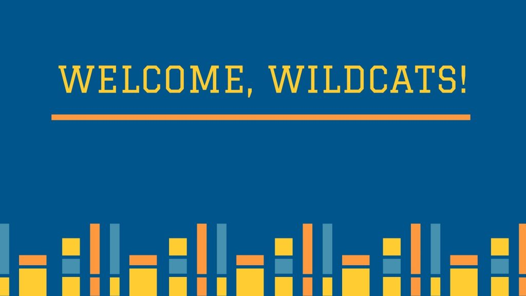 welcome wildcats banner