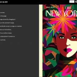 Read The New Yorker Online!