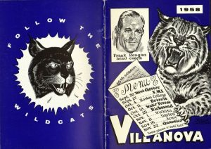 picture of a Football Brochure, 1958