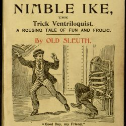 Available for proofreading: Nimble Ike, the Trick Ventriloquist