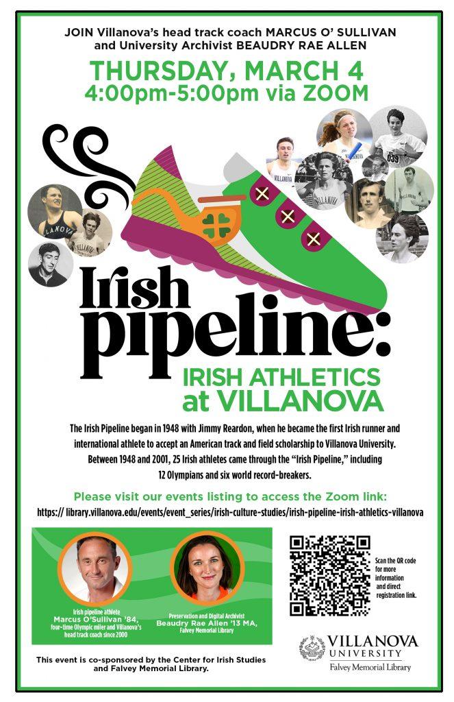 Irish Pipeline Event poster