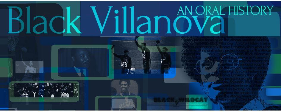 Black Villanova: An Oral History Banner