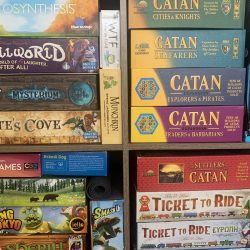 Cat in the Stax: Books & Board Games – Seven Perfect Pairings