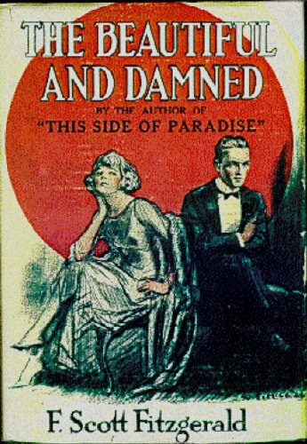 The Beautiful and Damned book cover