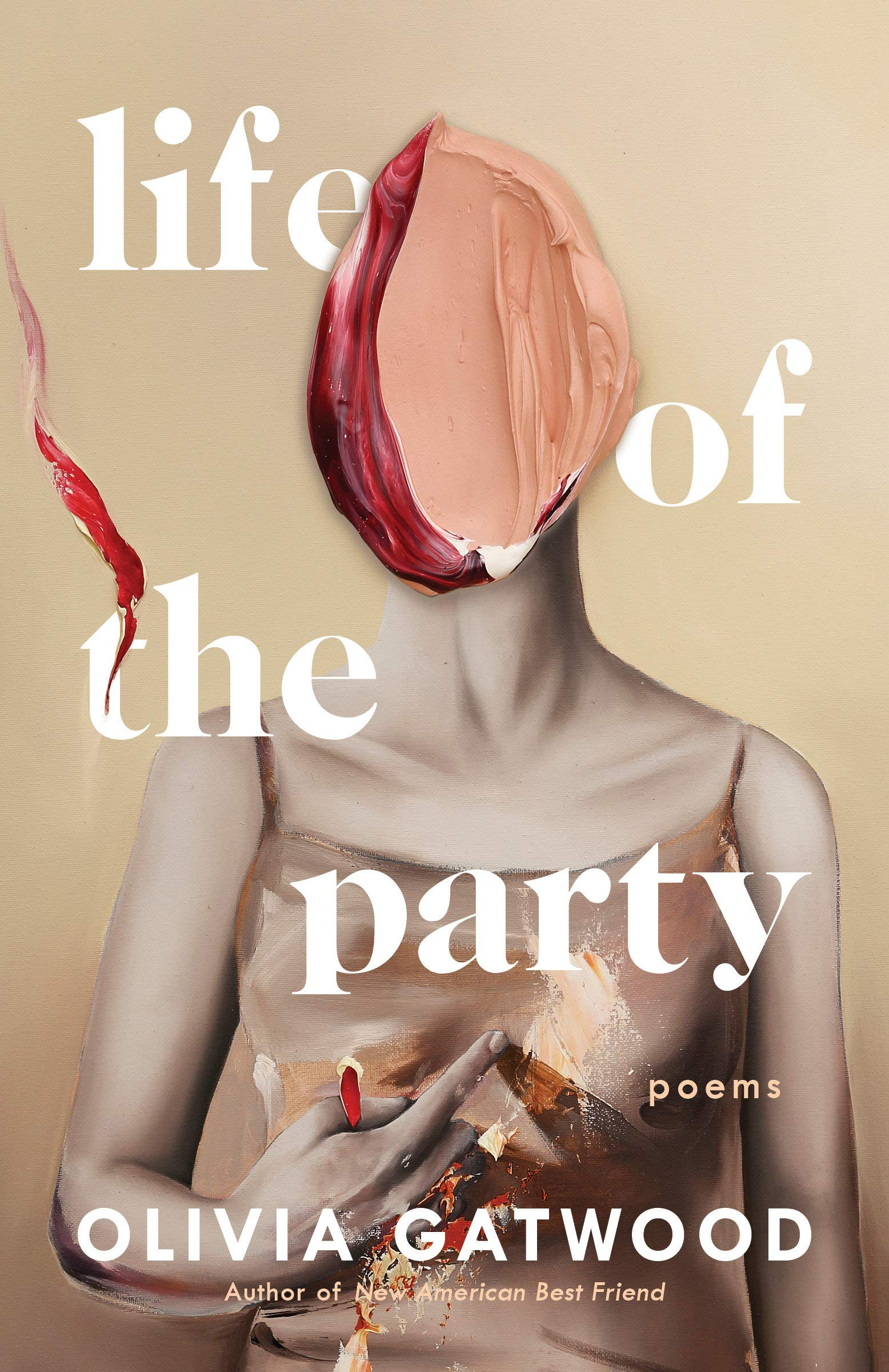 Life of the party book cover