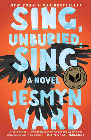 Sing, Unburied, Sing book cover