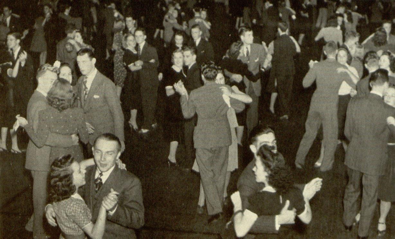 Owl Hop Dance, 1940