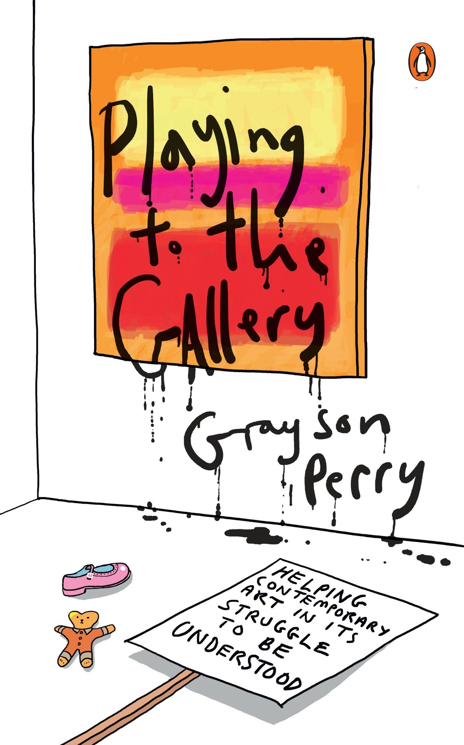 Playing to the Gallery book cover