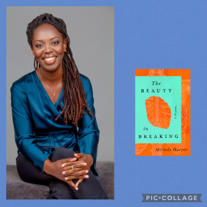 Michele Harper, author of The Beauty in Breaking