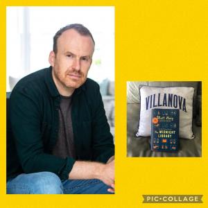Matt Haig author of The Midnight Library