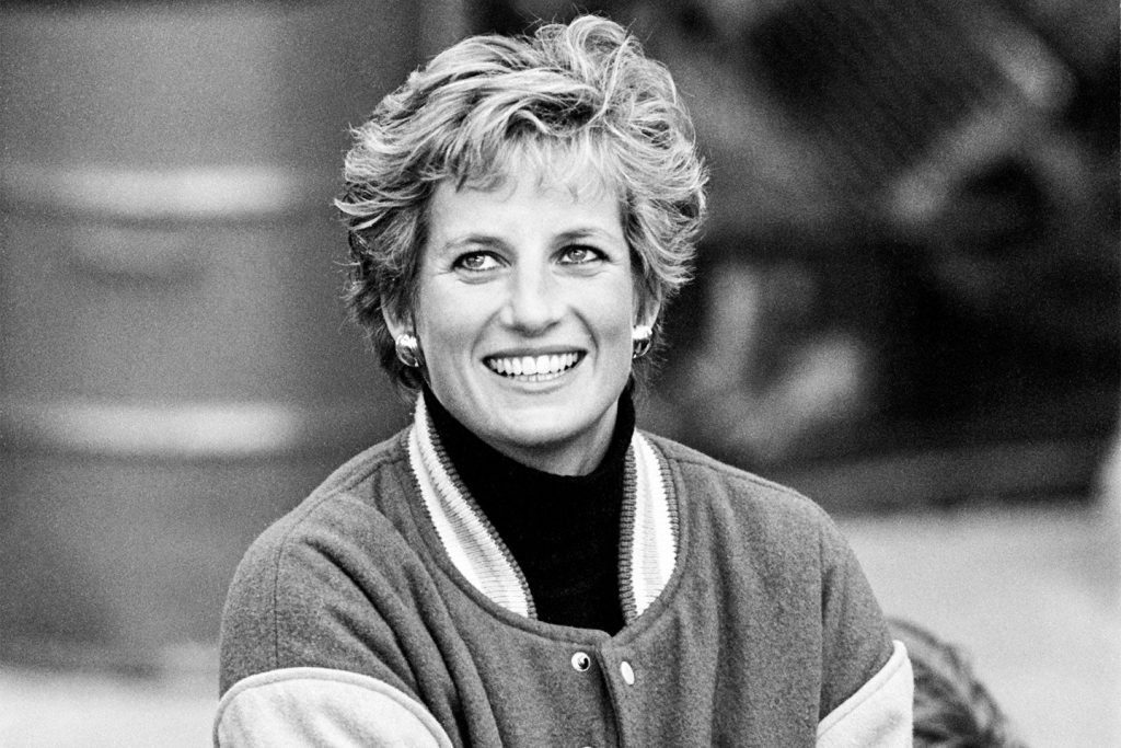 Photo of Diana, Princess of Wales.