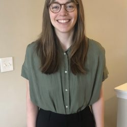Welcome to Falvey: Danielle Adamowitz Joins Resource Management and Description