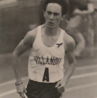 Marcus O'Sullivan competes in 1982, two years before competing in the Olympics, his first of four..