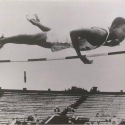 Throwback Thursday: Villanovan Phil Reavis, High Jumper in the 1956 Summer Olympics