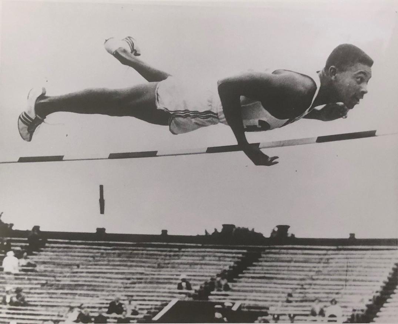 Phil Reavis High Jump