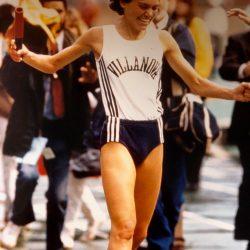 Photo Friday: Vicki Huber, NCAA Champion, Olympian