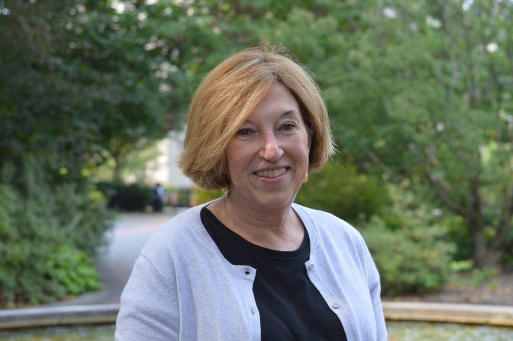 Meg Leister. Photo courtesy of Kallie Stahl, Communication & Marketing Specialist.