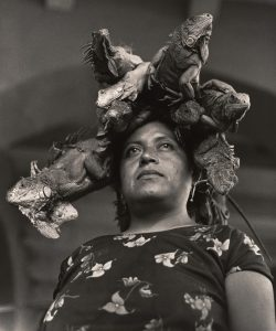 """""""Nuestra Senora de Las Iguanas"""" by Graciela Iturbide"""