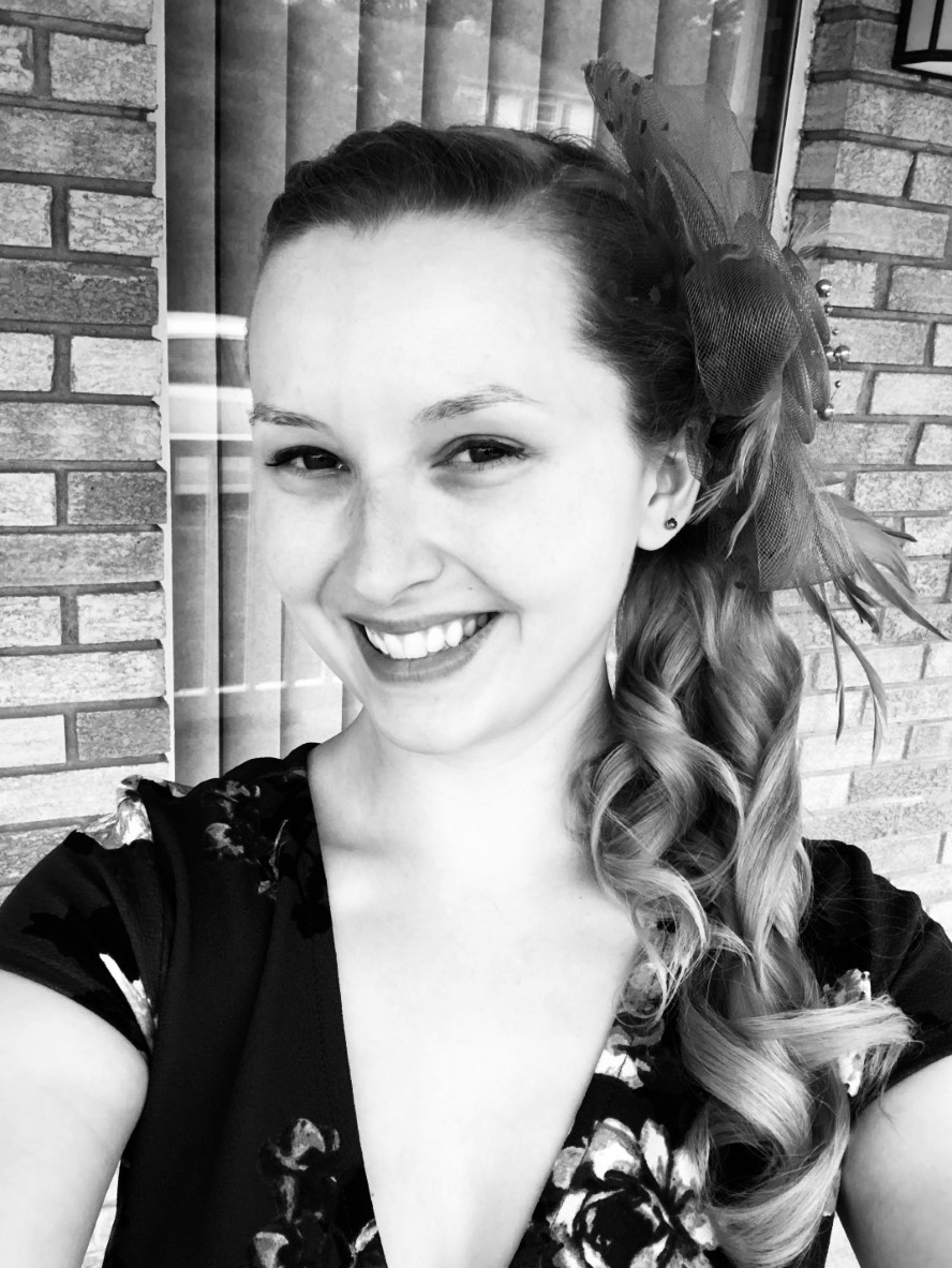 Photo of Nicole Daly, Service Desk Coordinator.