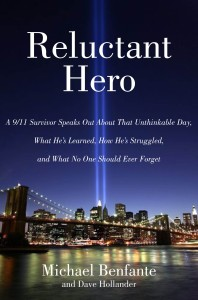 """""""Reluctant Hero Book Cover"""""""