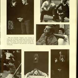 TBT: New Beginnings for Theatre