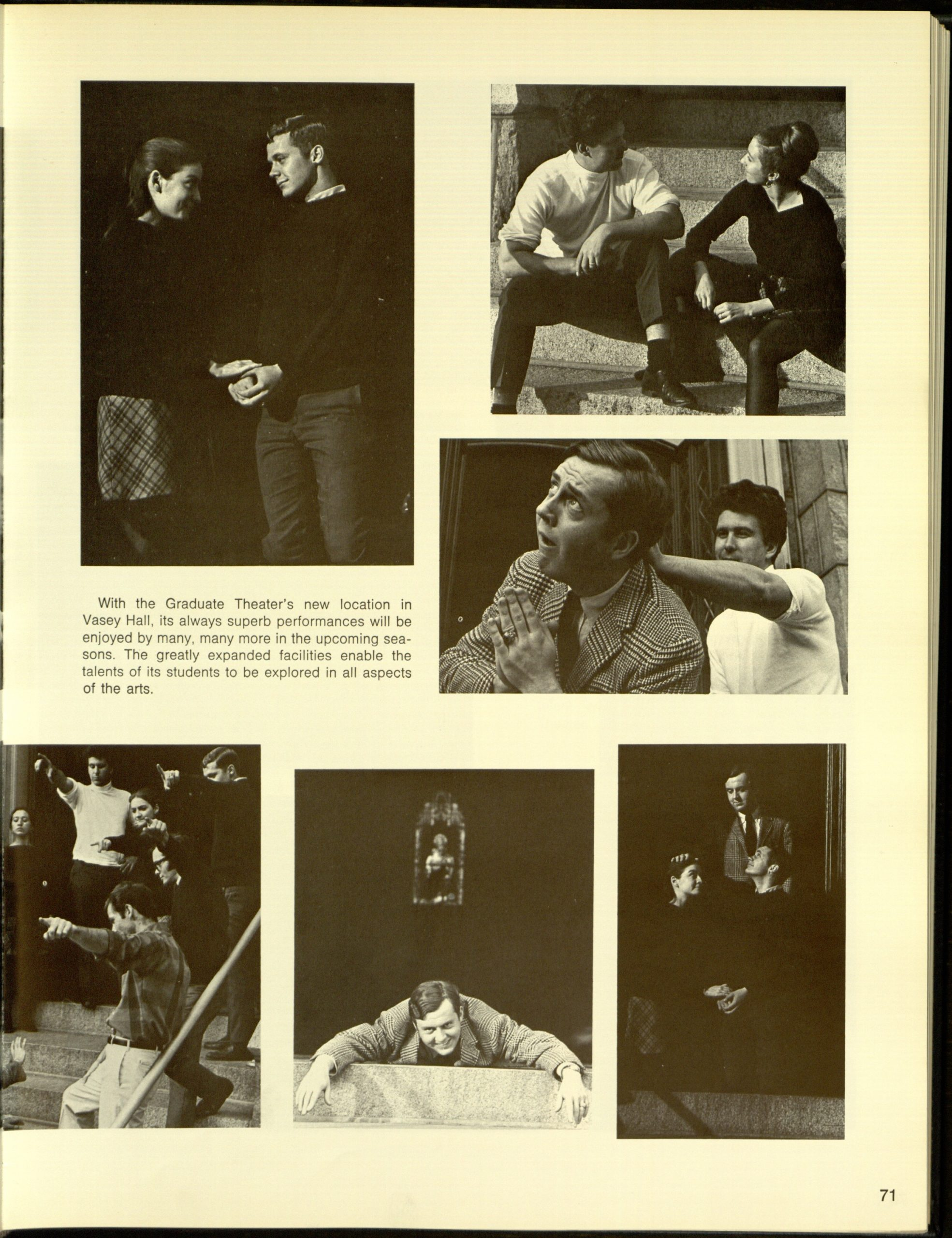 """""""Excerpt from Belle Air 1969"""""""
