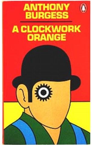 """original book cover of """"A Clockwork Orange"""""""