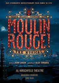 """""""Moulin Rouge! Play Image"""""""