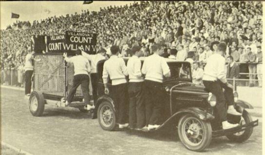 Homecoming parade, 1959
